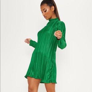 Green PLT dress